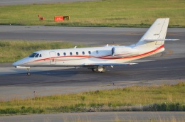 amagoさんが、関西国際空港で撮影した朝日航洋 680 Citation Sovereignの航空フォト(写真)