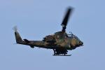 ひこ☆さんが、静浜飛行場で撮影した陸上自衛隊 AH-1Sの航空フォト(写真)