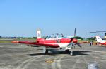 czuleさんが、静浜飛行場で撮影した航空自衛隊 T-3の航空フォト(写真)