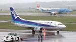 誘喜さんが、新石垣空港で撮影したANAウイングス 737-5L9の航空フォト(写真)