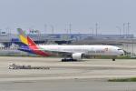 kix-boobyさんが、関西国際空港で撮影したアシアナ航空 777-28E/ERの航空フォト(写真)