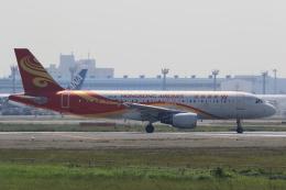 多楽さんが、成田国際空港で撮影した香港航空 A320-214の航空フォト(写真)