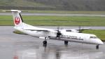 誘喜さんが、新石垣空港で撮影した琉球エアーコミューター DHC-8-402Q Dash 8 Combiの航空フォト(写真)