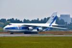 トロピカルさんが、成田国際空港で撮影したヴォルガ・ドニエプル航空 An-124-100 Ruslanの航空フォト(写真)