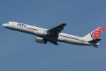 (`・ω・´)さんが、横田基地で撮影したエア・トランスポート・インターナショナル 757-2G5(SF)の航空フォト(写真)