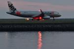 Nikon787さんが、松山空港で撮影したジェットスター・ジャパン A320-232の航空フォト(写真)