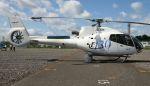 航空見聞録さんが、鈴鹿場外で撮影した雄飛航空 EC130B4の航空フォト(写真)