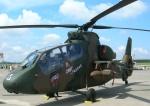 fortnumさんが、八戸航空基地で撮影した陸上自衛隊 OH-1の航空フォト(写真)