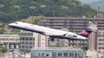 coolinsjpさんが、福岡空港で撮影したアイベックスエアラインズ CL-600-2C10 Regional Jet CRJ-702ERの航空フォト(写真)