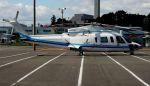 航空見聞録さんが、鈴鹿場外で撮影したエクセル航空 S-76Cの航空フォト(写真)