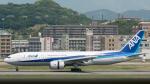 coolinsjpさんが、福岡空港で撮影した全日空 777-281の航空フォト(写真)