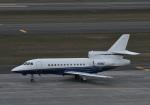 くーぺいさんが、新千歳空港で撮影したSP LEASING LLC Falcon 900の航空フォト(写真)