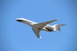 べっちさんが、大分空港で撮影したアメリカ個人所有 BD-700 Global Express/5000/6000の航空フォト(写真)