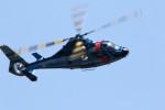 バイクオヤジさんが、静浜飛行場で撮影した静岡県警察 AS365N1 Dauphin 2の航空フォト(写真)