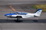 turenoアカクロさんが、高松空港で撮影した本田航空 58 Baronの航空フォト(写真)