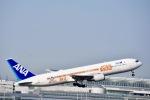 ジャコビさんが、羽田空港で撮影した全日空 767-381/ERの航空フォト(写真)