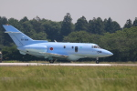 msrwさんが、茨城空港で撮影した航空自衛隊 U-125A(Hawker 800)の航空フォト(写真)