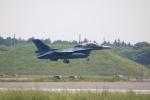 msrwさんが、茨城空港で撮影した航空自衛隊 F-2Bの航空フォト(写真)