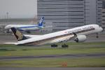 キイロイトリ1005fさんが、羽田空港で撮影したシンガポール航空 A350-941XWBの航空フォト(写真)