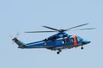蒲田賢二さんが、成田国際空港で撮影した千葉県警察 AW139の航空フォト(写真)