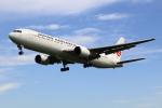 Koba UNITED®さんが、伊丹空港で撮影した日本航空 767-346/ERの航空フォト(写真)