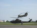 kamonhasiさんが、静浜飛行場で撮影した航空自衛隊 CH-47J/LRの航空フォト(写真)