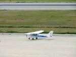 よんすけさんが、神戸空港で撮影したスカイシャフト 172N Skyhawk IIの航空フォト(写真)