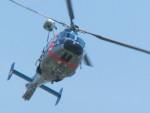 kamonhasiさんが、静浜飛行場で撮影した静岡県警察 AS365N1 Dauphin 2の航空フォト(写真)