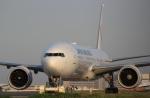 スポット110さんが、羽田空港で撮影した日本航空 777-346/ERの航空フォト(写真)