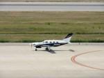 よんすけさんが、神戸空港で撮影した日本個人所有 PA-46-500TP Meridian M500の航空フォト(写真)