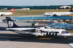 菊池 正人さんが、フランクフルト国際空港で撮影したLOTポーランド航空 ATR-72-202の航空フォト(写真)