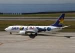 LOTUSさんが、神戸空港で撮影したスカイマーク 737-86Nの航空フォト(写真)