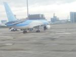 東亜国内航空さんが、関西国際空港で撮影したトムソン航空 757-28Aの航空フォト(写真)