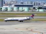 よんすけさんが、伊丹空港で撮影したアイベックスエアラインズ CL-600-2C10 Regional Jet CRJ-702の航空フォト(写真)
