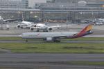 MA~RUさんが、羽田空港で撮影したアシアナ航空 A330-323Xの航空フォト(写真)