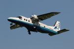 GNPさんが、調布飛行場で撮影した新中央航空 228-212の航空フォト(写真)