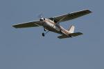 GNPさんが、調布飛行場で撮影した朝日航空 172P Skyhawk IIの航空フォト(写真)
