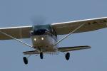 GNPさんが、調布飛行場で撮影した水産航空 U206G Stationair 6 IIの航空フォト(写真)
