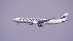 てつさんが、関西国際空港で撮影したフィンエアー A330-302Xの航空フォト(写真)