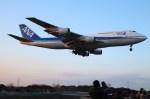 HK Express43さんが、伊丹空港で撮影した全日空 747-481(D)の航空フォト(写真)