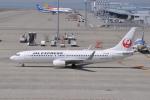 ワイエスさんが、中部国際空港で撮影したJALエクスプレス 737-846の航空フォト(写真)