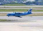 よんすけさんが、伊丹空港で撮影した天草エアライン ATR-42-600の航空フォト(写真)