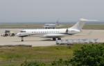 動物村猫君さんが、大分空港で撮影したアメリカ個人所有 BD-700 Global Express/5000/6000の航空フォト(写真)