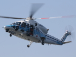 eipansさんが、羽田沖(第三管区展示総合訓練)で撮影した海上保安庁 S-76Dの航空フォト(写真)