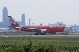 多楽さんが、成田国際空港で撮影したタイ・エアアジア・エックス A330-343Eの航空フォト(写真)