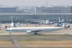 OS52さんが、羽田空港で撮影したキャセイパシフィック航空 777-367の航空フォト(写真)