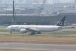 OS52さんが、羽田空港で撮影した全日空 777-381/ERの航空フォト(写真)
