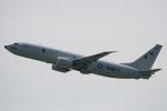 チャッピー・シミズさんが、嘉手納飛行場で撮影したアメリカ海軍 P-8A (737-8FV)の航空フォト(写真)