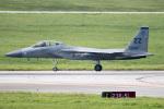 チャッピー・シミズさんが、嘉手納飛行場で撮影したアメリカ空軍 F-15D-35-MC Eagleの航空フォト(写真)