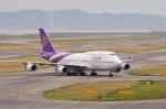mild lifeさんが、関西国際空港で撮影したタイ国際航空 747-4D7の航空フォト(写真)